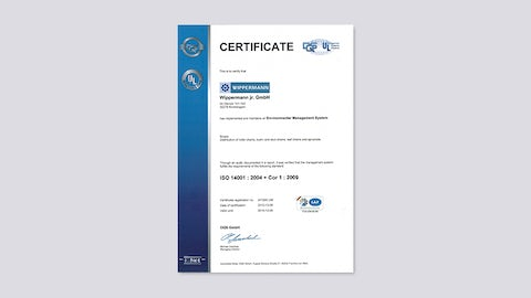 Environmental Management System ISO 9001:2015 / 2017-12-18