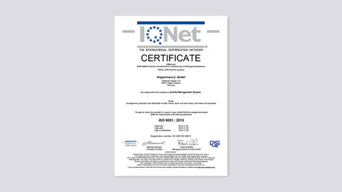 IQNet Quality Management System ISO 9001:2015 / 2016-11-30