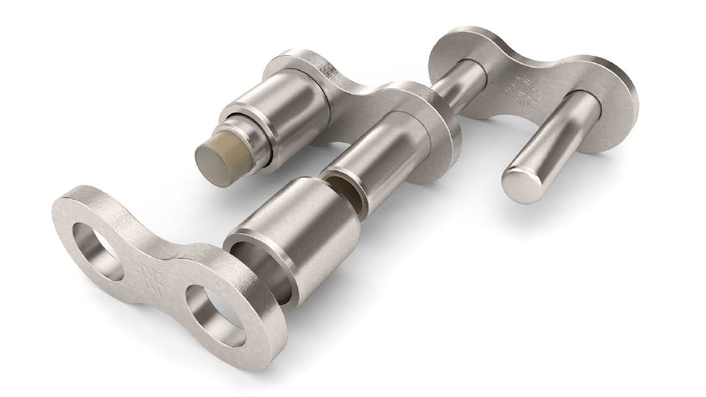 Hochleistungs-Polymer-Gleitlager TRIGLEIT FDA