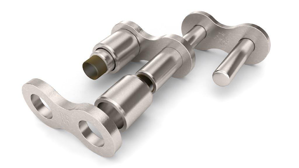 Hochleistungs-Polymer-Gleitlager TRIGLEIT Z