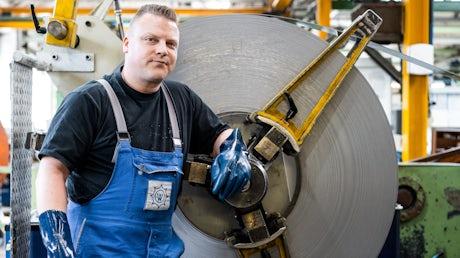Stellenanzeige Maschinen- und Anlagenführer (m/w/d)