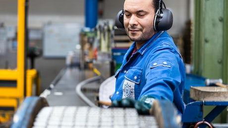 Stellenanzeige Industriemechaniker (m/w/d) in Vollzeit