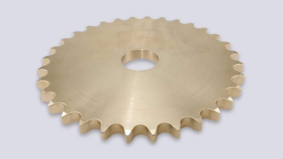 Plate sprockets