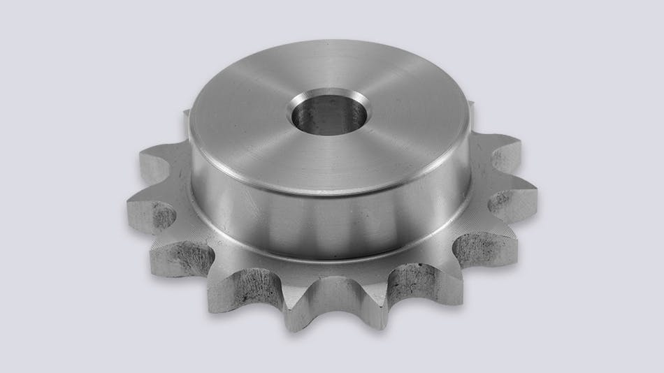 Sprockets for roller chains