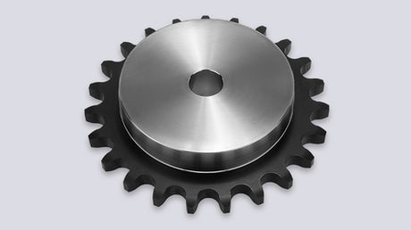 Lantern gear sprockets