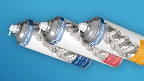 WKS-Sprays Hochleistungs-Schmierstoffe für die Nachschmierung